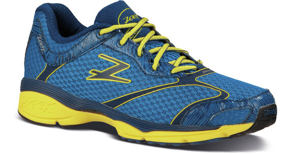 Zoot Carlsbad Laufschuh Men blutonium/navy/subatomic yellow